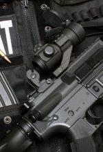 SWAT de Mayagüez interviene con paciente mental que se puso agresivo