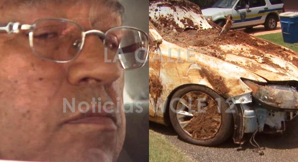 """El comerciante William """"Willy"""" Sánchez Cortés fue detenido por las autoridades (Capturas de pantalla Noticias WOLE 12)."""