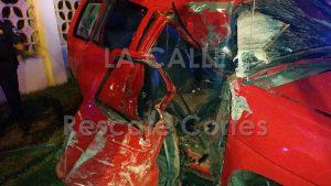 Un policía del cuartel de Lajas murió… Se reportan anoche accidentes fatales en Moca y Lajas