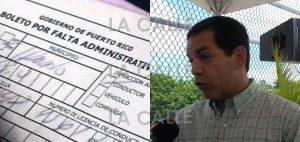 Comienza hoy la amnistía para el pago de multas de tránsito