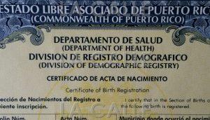 La CEE expedirá certificados del Registro Demográfico en la JIP de Mayagüez y otros pueblos