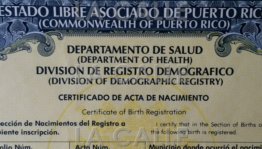 La CEE expedirá certificados del Registro Demográfico en la JIP de ...