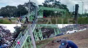 Muere anoche otro peatón por no usar puente peatonal frente al residencial Roosevelt de Mayagüez
