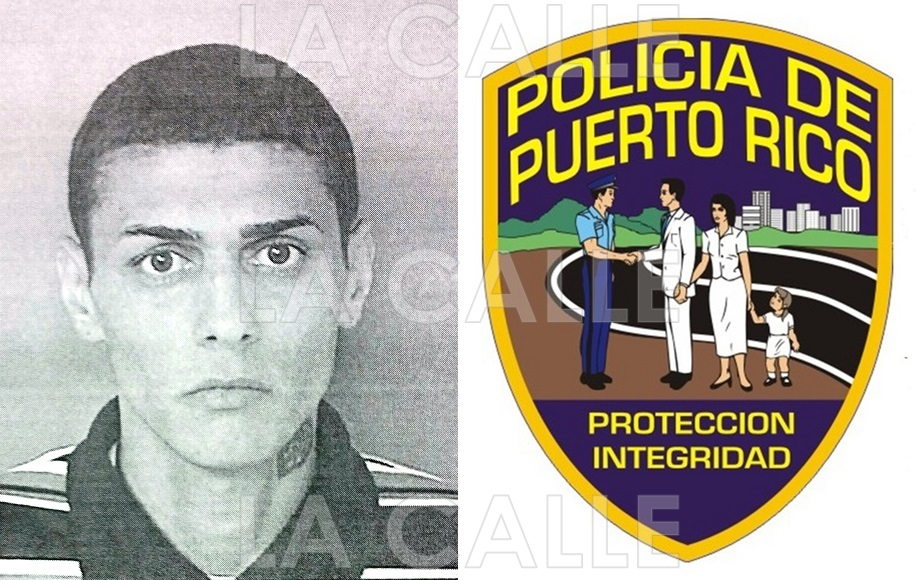 Foto de la ficha de Ismael Santana Montalvo (Suministrada Policía).