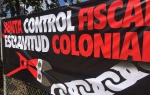 Piquete el lunes contra la Junta de Control Fiscal frente a Homeland Security en la Base Ramey