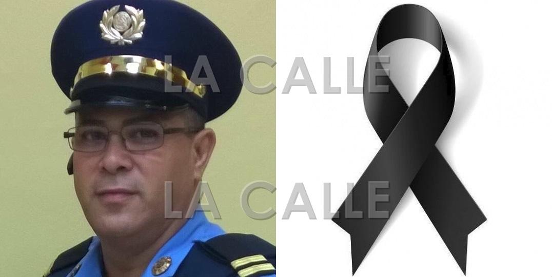 El teniente Waldemar Rivera Santiago falleció cuando iba camino a su trabajo (Suministrada).