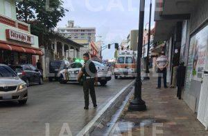 Herido de bala esta tarde en la calle Post de Mayagüez