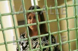 Justicia recomienda un FEI para la senadora popular Mari Tere González
