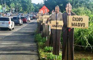 Políticos de carton: La mejor representación de muchos políticos de hoy