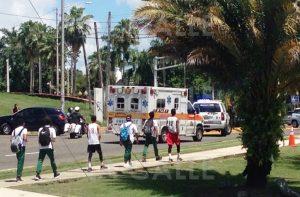 Tres heridos de bala en incidentes separados en Trastalleres y frente a la Vocacional de Mayagüez
