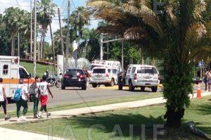 Fallece en el Centro Médico hombre herido en tiroteo frente a la Vocacional de Mayagüez