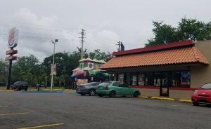 Asaltan anoche otro Burger King… Esta vez el de Boquerón