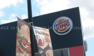 Asaltan ayer el Burger King de Lajas