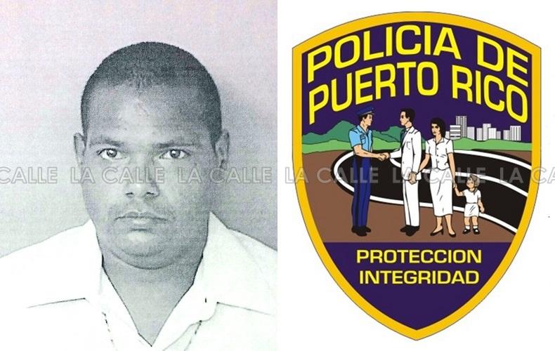 Foto de la ficha de Luis J. López Acevedo (Suministrada Policía).