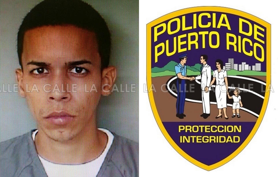Foto de la ficha de Jonathan Valentín Acevedo (Suministrada Policía).