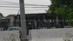Millonarias las pérdidas provocadas por incendio en negocio de Hormigueros