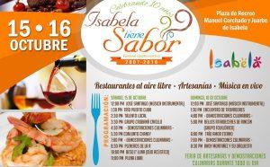 """Regresa este fin de semana el festival gastronómico """"ISABELA TIENE SABOR"""""""