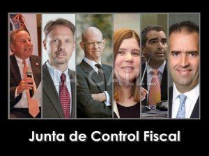 La Junta de Control Fiscal… ¡Llegó el Cuco!