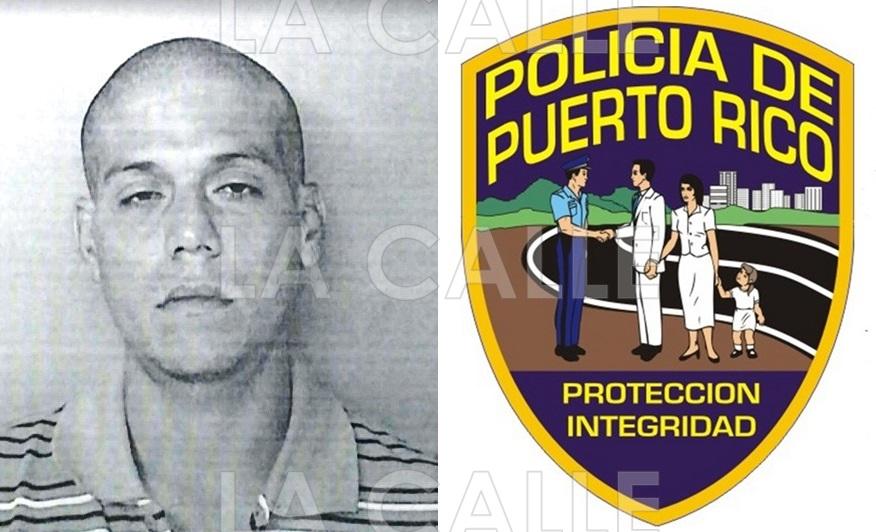 Foto de la ficha de Josué Matos Guzmán (Suministrada Policía).