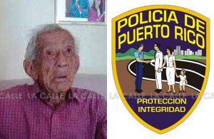 Reportan desaparecido anciano de 93 años en Isabela