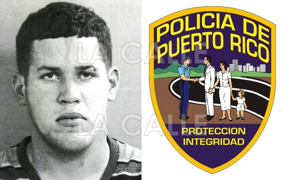 Foto de la ficha de Samuel D. Colón Rivera (Suministrada Policía).