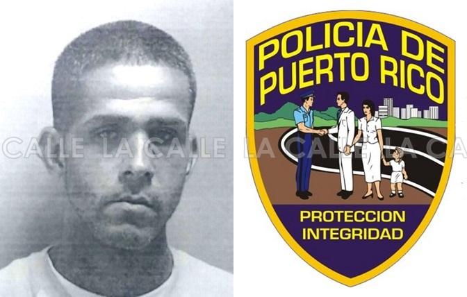 Foto de la ficha de William Feliciano Feliciano (Suministrada Policía).