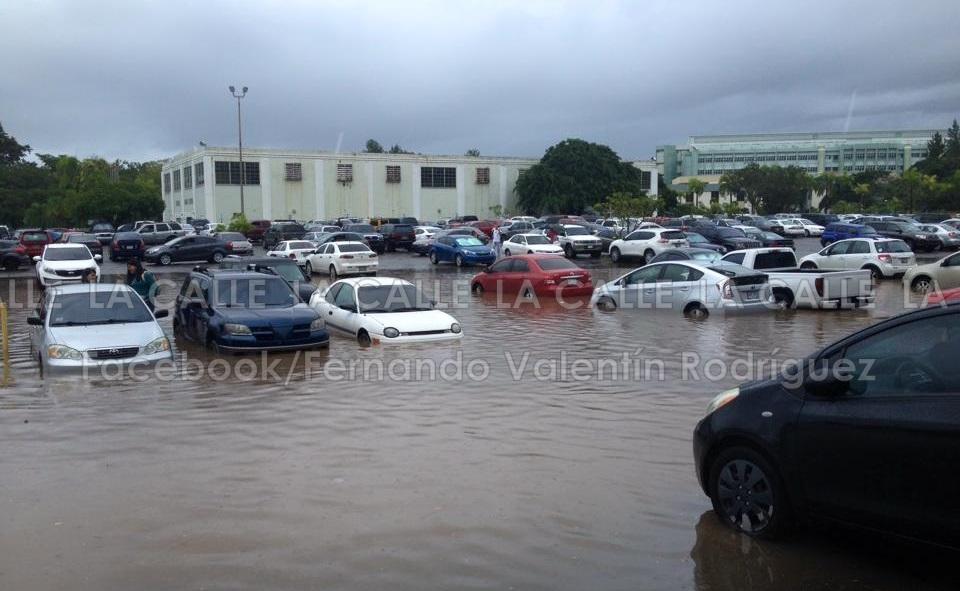 Pasan los años y el problema no se resuelve (Foto Facebook Fernando Valentín Rodríguez).