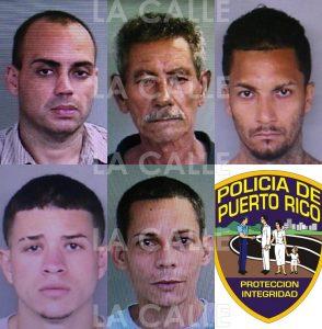 Acusan sujetos arrestados antes del doble asesinato en residencial Las Muñecas de Aguadilla