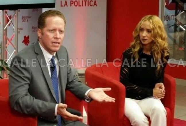 El Dr. David Bernier y su esposa Alexandra Fuentes (Suministrada PPD).