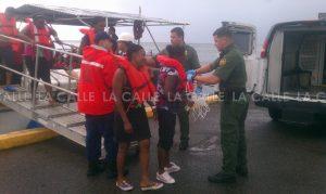 Patrulla de Fronteras y Guardia Costanera detienen a 38 indocumentados e incautan 1.5 libras de marihuana