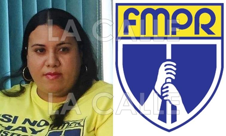 Mercedes Martínez, presidenta de la Federación de Maestros de Puerto Rico (Archivo).