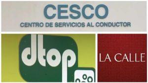 DTOP da a conocer horario de los CESCO esta semana
