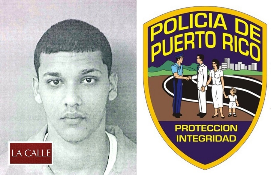 Foto de la ficha de Christian Basora Rosario (Suministrada Policía).