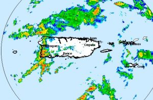 Advertencia de inundaciones para Mayagüez, Cabo Rojo, Hormigueros, San Germán y Lajas