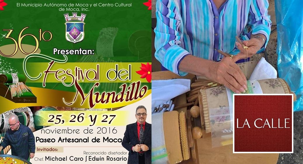 El Festival del Mundillo tendrá lugar este fin de semana en Moca.