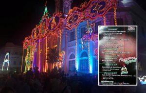 Calendario de actividades navideñas del Municipio de Mayagüez (Itinerario completo)