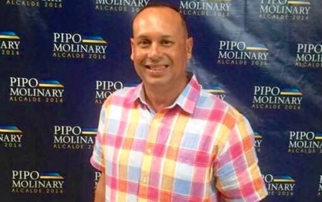 """José Miguel """"Pipo"""" Molinary (Archivo)."""