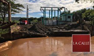 Se complica situación con el agua en el Noroeste… Continúan trabajos de reparación en estación de bombas Culebrinas