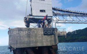 Otro accidente en el Muelle del Azúcar de Aguadilla