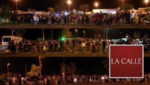 """Vuelven a """"romper noche"""" haciendo la fila del Viernes Negro en el Walmart del Mayagüez Mall"""