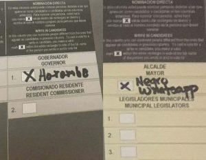 """El verdadero """"voto de protesta"""" en las elecciones"""