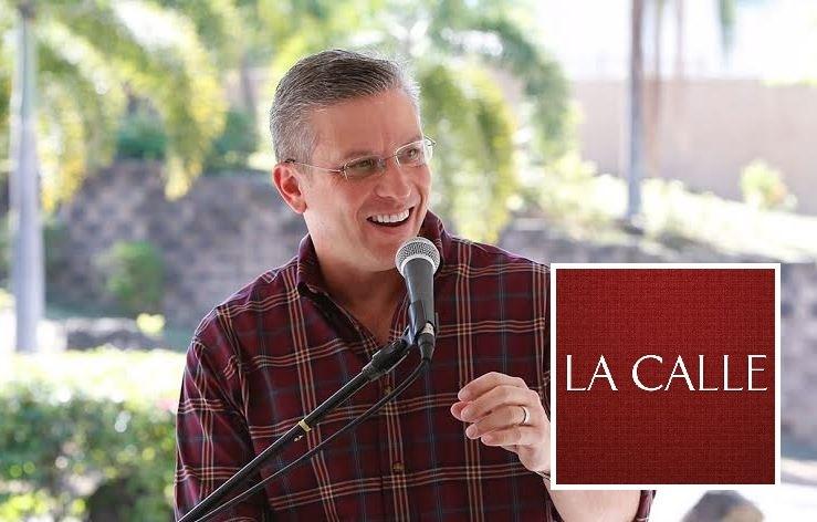 El gobernador saliente Alejandro García Padilla (Suministrada La Fortaleza).