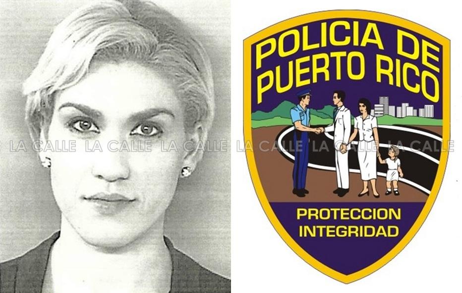 Foto de la ficha de Cecilia González Figueroa (Suministrada Policía).