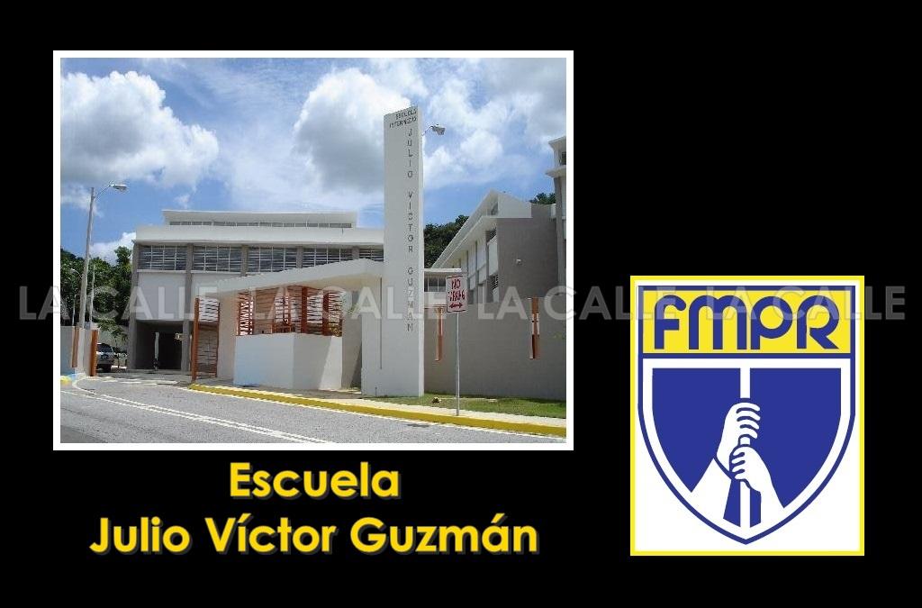 La FMPR asegura que los estudiantes de la escuela Julio Víctor Guzmán no tuvieron maestro de inglés en todo el semestre.