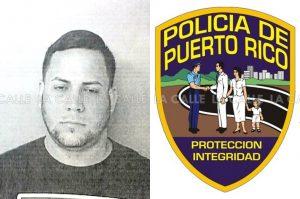 Iba en un carro robado sin cinturón de seguridad y lo arrestaron en Cabo Rojo