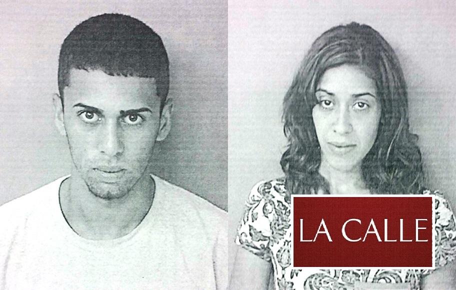 Fotos de las fichas de Starley Morla González y Damaris Rivera Vargas (Suministradas Policía).