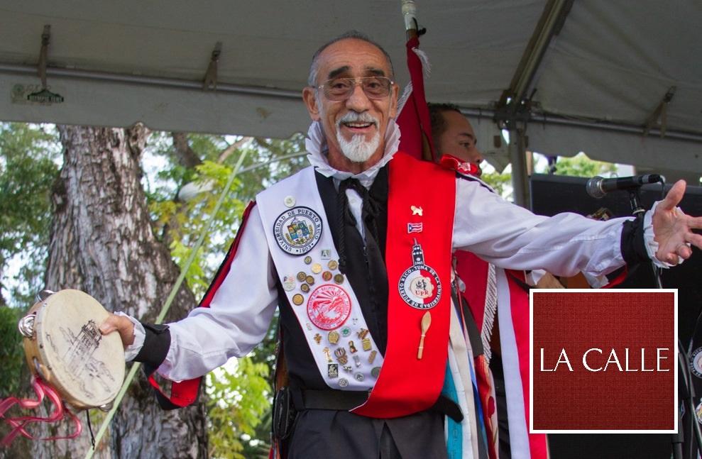 """Don Goyo Acevedo, director y el """"alma"""" de la Tuna de la Universidad de Puerto Rico (Suministrada UPR)."""
