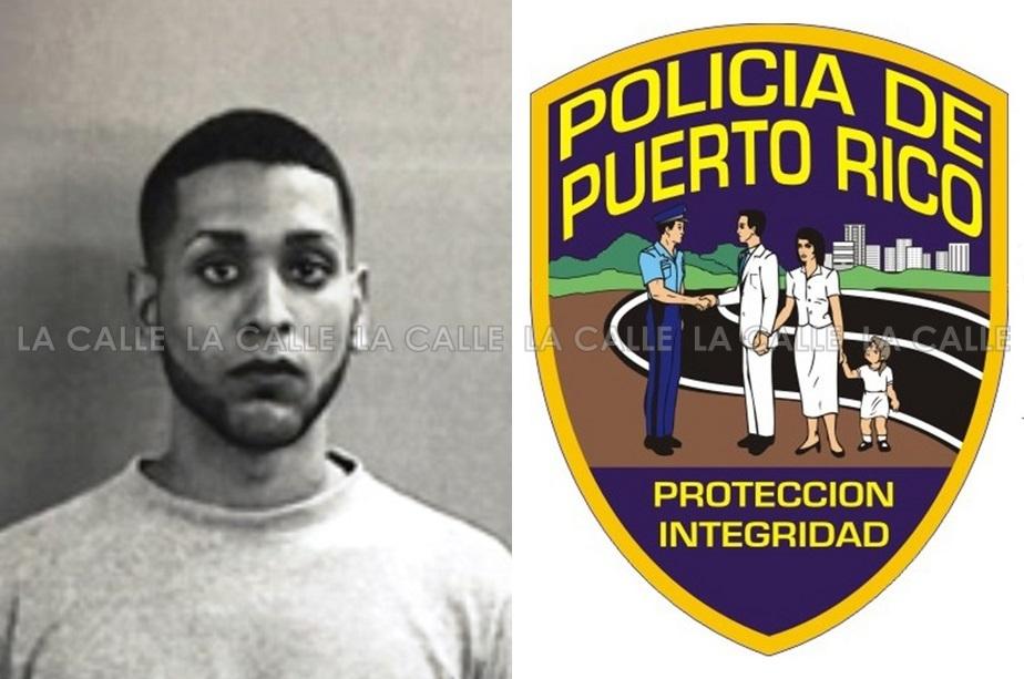 Foto de la ficha de José A, Figueroa Jiménez (Suministrada Policía).