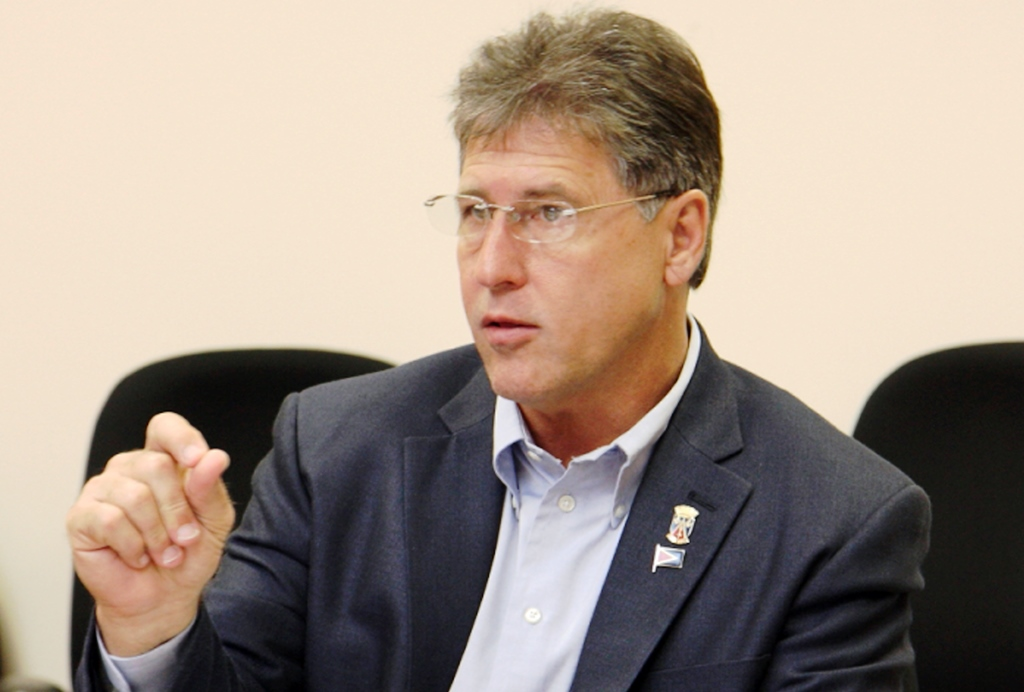Roberto Ramírez Kurtz, alcalde de Cabo Rojo (Suministrada).