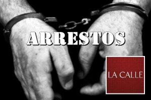 Arrestan dos por asaltar guagua de pizzas anoche en Isabela